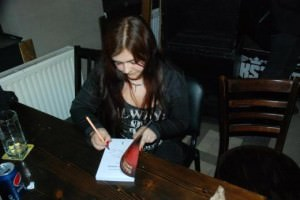 Interviu cu Cristina Nemerovschi, prima parte