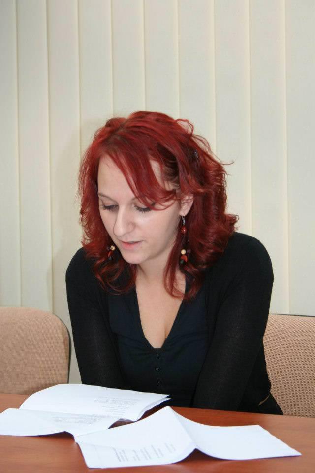 Interviu cu Krista Szöcs