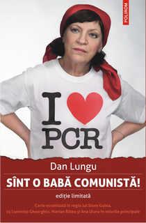 coperta_Sint o baba comunista!_editie limitata