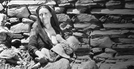 Las Hurdes (1933), Luis Bunuel, Eli Lotar (captura)