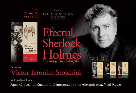 Invitatie Victor Ieronim Stoichita