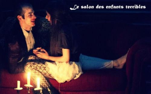 Istvan Teglas_Leti-ia Vl-descu_Le salon des enfants terribles_foto Cristina Matei