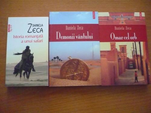 Dosar de Scriitor: Daniela Zeca Buzura (V)