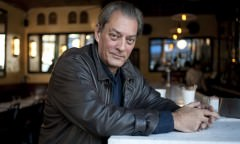 American author Paul Auster