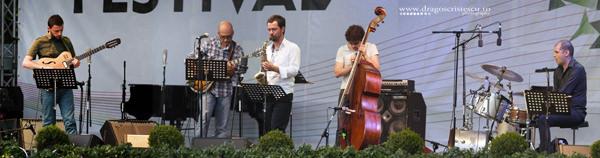 ROMANIAN JAZZ COLLECTIVE featuring Sorin Romanescu.