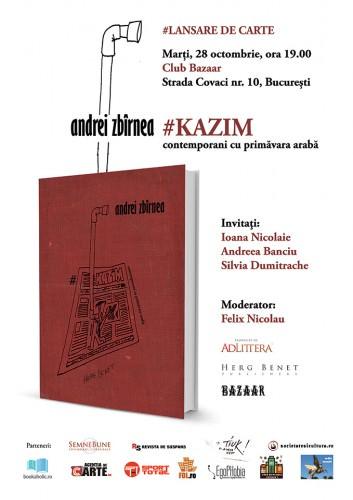Afis-lansare-Kazim