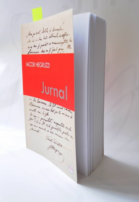 Jurnal - Iacob Negruzzi