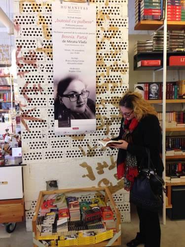 Interviu cu poeta Miruna Vlada – partea a II-a