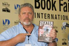 JeffLindsay2MiamiBookFairInternational2009