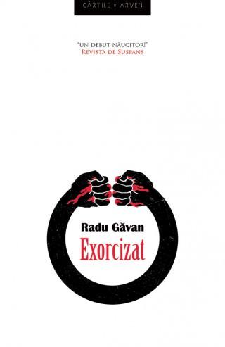 Coperta_Exorcizat_Radu-Gavan-320x493