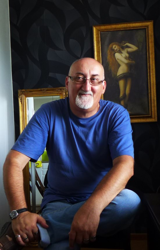Michael Haulica, 2014-suedia-sodertalje