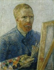 VAN-GOGH-Vincent-Self-Portrait