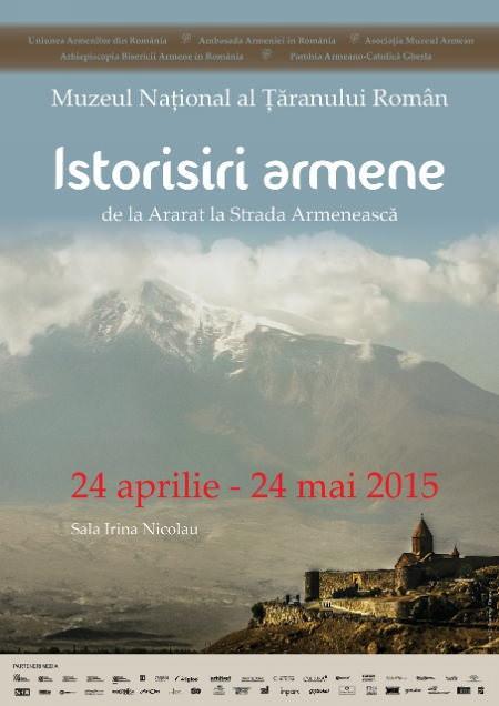 Afis Expozitie Armeni - Copy
