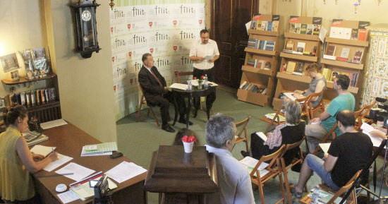 Conferinta FILIT - Foto Corneliu Grigoriu