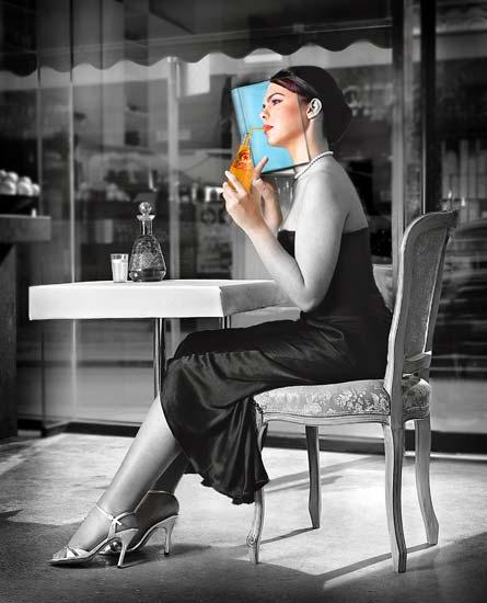 samantha everton,  cafe
