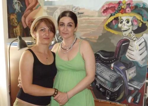 """Carmen Stănescu Kutzelnig – """"Aceasta simt eu că a fost menirea mea, să fiu artist."""""""