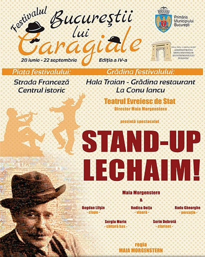 Stand-Up Lechaim! (Caragiale)