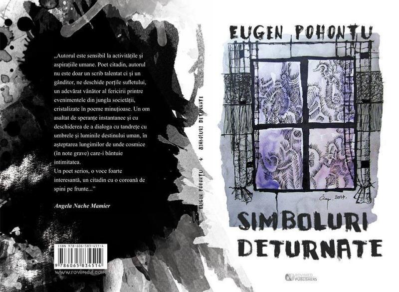 """Neaoş şi pestriţ. """"Simboluri deturnate"""" de Eugen Pohonțu"""