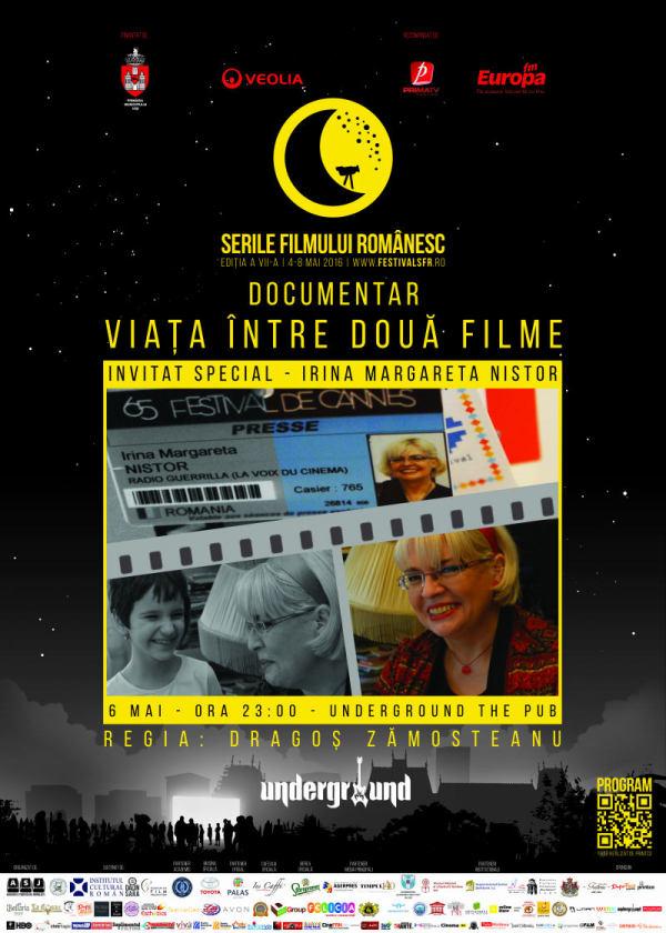 Afis SFR_Viata intre doua filme