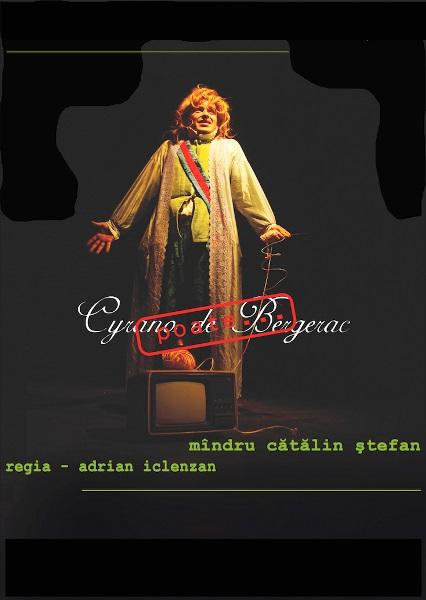 Afis_Cyrano de Bergerac poate