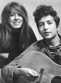 Suze Rotolo și Bob Dylan, New York, 1961.