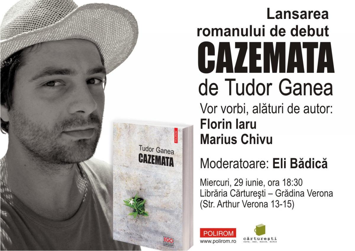 Lansare_Cazemata_Tudor_Ganea_Gradina_Verona