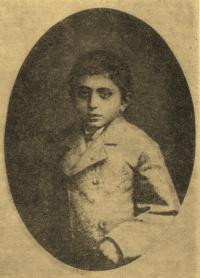 garabet-ibraileanu-copil