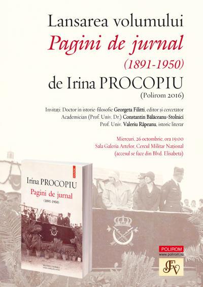 afis_ileana_procopiu_pagini_de_jurnal_web
