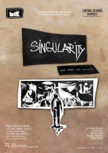 """""""Singularity"""" la Teatrul de Artă"""