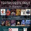 Teatru peste Prut – 25-30 Aprilie